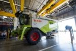 Завод КЛААС в Краснодаре увеличивает производственную программу