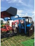 фото Грузоподъемная установка для задней навески тракторной техники