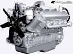Двигатель ЯМЗ 238 НД5 на К-700А, К-701, К-744Р