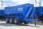 фото Бункер-перегрузчик зерна Тонар-ПТ1