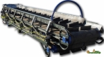 Стрела телескопическая (раздвижная) транспортера загрузчика картофеля ТЗК-30A-01