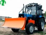 Комплект защитного ограждения трактора